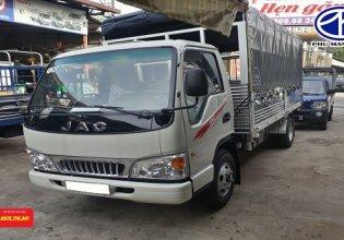 Xe tải JAC 2t4 thùng dài 4m4 động cơ Isuzu giá 380 triệu tại Đồng Nai