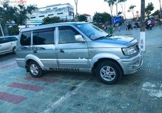 Bán ô tô Mitsubishi Jolie đời 2003, màu bạc xe gia đình giá 135 triệu tại Trà Vinh