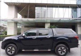 Bán Mazda BT 50 sản xuất năm 2017, màu đen giá 600 triệu tại Quảng Ninh