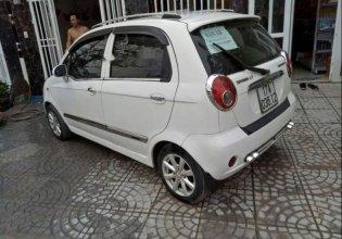 Cần bán Chevrolet Spark 2010, màu trắng, nhập khẩu nguyên chiếc giá 145 triệu tại Quảng Bình
