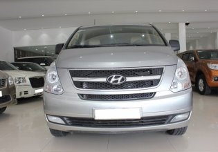 HCM: Bán Hyundai Starex 2014 9 chỗ, màu bạc, xe nhập giá 680 triệu tại Tp.HCM