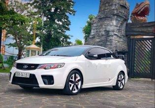Bán xe Kia Forte Koup sản xuất năm 2010, màu trắng, nhập khẩu  giá 435 triệu tại Hà Nội