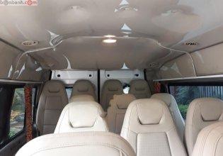 Bán xe Ford Transit Luxury năm 2014, màu hồng giá 475 triệu tại Hải Dương