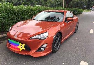 Bán Toyota 86 hai cửa tự động 2012, màu cam đỏ giá 815 triệu tại Tp.HCM
