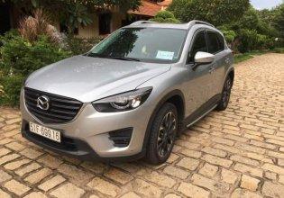 Bán Mazda CX 5 2.0L sản xuất 2016, màu bạc xe gia đình giá 750 triệu tại Tp.HCM