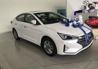 Bán Hyundai Elantra 1.6AT màu trắng, giao ngay, tặng bộ PK cao cấp, hỗ trợ vay trả góp LS ưu đãi, LH 0977 139 312 giá 630 triệu tại Tp.HCM