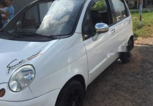Bán Daewoo Matiz SE 2004, màu trắng, xe gia đình không lỗi nhỏ giá 92 triệu tại Tây Ninh