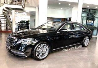 Mercedes S450 Luxury 2019, đủ màu giao ngay, giá tốt nhất giá 4 tỷ 859 tr tại Hà Nội