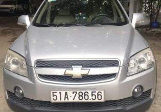 Bán Chevrolet Captiva LT năm 2008, màu bạc, số sàn  giá 275 triệu tại Tp.HCM