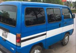 Bán Suzuki Super Carry Van sản xuất năm 2004, màu xanh lam chính chủ, giá chỉ 118 triệu giá 118 triệu tại Hà Nội