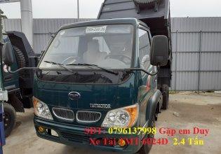 Bán Cửu Long 1 - 3 tấn HD6024D đời 2019, xe nhập giá 330 triệu tại Cần Thơ
