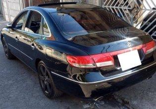 Bán Huyndai Azera 2008 tự động màu đen, bản 2.7 full giá 445 triệu tại Tp.HCM