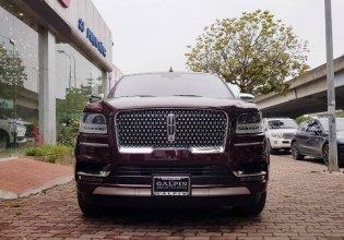 Bán Lincoln Navigator Black Label màu đỏ, sản xuất 2019, nhập Mỹ, xe giao ngay giá 8 tỷ 650 tr tại Hà Nội