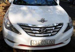 Bán Hyundai Sonata 2011, màu trắng, số tự động giá 570 triệu tại Đà Nẵng
