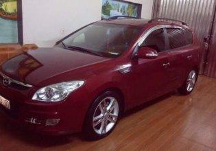 Cần bán gấp Hyundai i30 CW đời 2009, màu đỏ, xe đẹp nguyên bản giá 385 triệu tại Hải Phòng