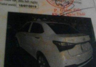 Bán Hyundai Azera năm sản xuất 2014, màu trắng, nhập khẩu, máy rất êm giá 350 triệu tại An Giang