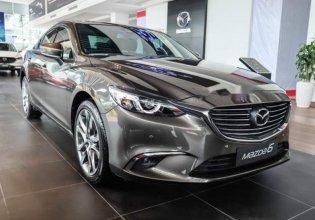 Bán Mazda 6 2.5 sản xuất năm 2018, màu nâu giá 1 tỷ 19 tr tại Tp.HCM