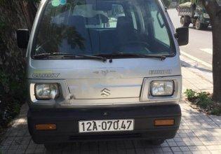 Bán Suzuki Super Carry Van đời 2005, màu bạc giá 120 triệu tại Quảng Ninh