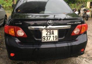 Bán Toyota Corolla altis 1.8 AT năm sản xuất 2010, màu đen giá 472 triệu tại Hà Nội