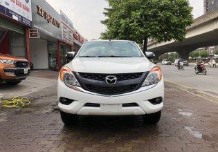 Bán ô tô Mazda BT 50 sản xuất năm 2015, màu trắng, nhập khẩu, giá 499tr giá 499 triệu tại Hà Nội