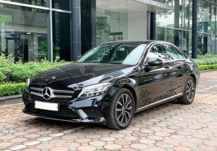 Xe Mercedes C200 đời 2019, màu đen, chính chủ giá 1 tỷ 435 tr tại Hà Nội