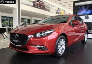 Bán Mazda 3 Facelift đời 2019, màu đỏ, nhập khẩu giá 659 triệu tại Bắc Ninh