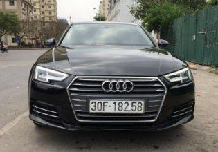 Bán Audi A4 2.0 AT đời 2016, màu đen, xe nhập giá 1 tỷ 420 tr tại Hà Nội