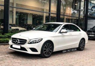 Cần bán gấp Mercedes C200 2019 màu Trắng chính chủ biển đẹp giá cực tốt giá 1 tỷ 435 tr tại Hà Nội