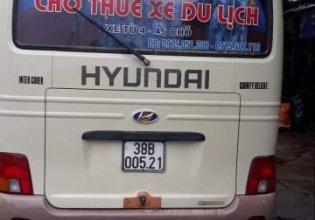 Bán Hyundai County năm sản xuất 2008, xe nhập giá 435 triệu tại Hà Tĩnh