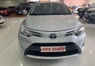 Bán xe Toyota Vios năm 2018, màu bạc giá 465 triệu tại Phú Thọ