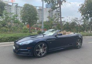 Cần bán Aston Martin DB9 Volante đời 2008, màu xanh lam, nhập khẩu giá 4 tỷ 500 tr tại Hà Nội