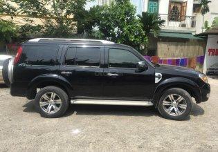 Cần bán Ford Everest năm sản xuất 2012, màu đen số tự động, giá chỉ 505 triệu giá 505 triệu tại Hà Nội