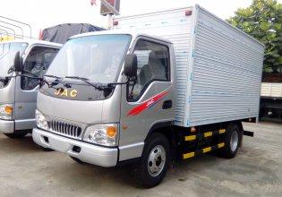 Bán trả góp xe tải JAC 2 tấn 4 thùng mui bạt, giá 315 triệu, LH: 0902992366 giá 315 triệu tại Tp.HCM