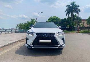 Cần bán Lexus RX350 F-Sport đời 2016, màu trắng, xe nhập giá 3 tỷ 590 tr tại Hà Nội