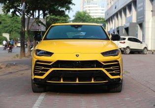 Bán xe Lamborghini Urus 2019, màu vàng, nhập khẩu nguyên chiếc giá 22 tỷ tại Hà Nội
