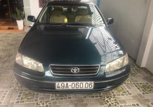 Bán ô tô Toyota Camry GLI đời 1999, màu xanh lam, giá tốt giá 215 triệu tại Lâm Đồng