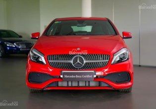 Bán xe Mercedes A250AMG Sport, sản xuất 2016, nhập khẩu, xe cũ đã qua sử dụng giá 1 tỷ 599 tr tại Tp.HCM