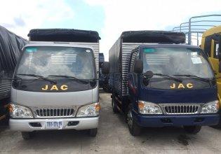 Xe tải JAC 2T4 thùng bạt đời 2107 ga cơ giá rẻ  giá Giá thỏa thuận tại Tp.HCM