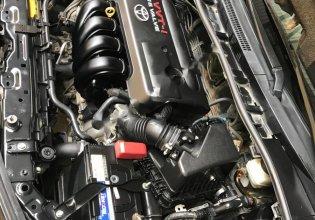 Cần bán gấp Toyota Corolla altis 1.8G MT đời 2009, màu đen giá cạnh tranh giá 370 triệu tại Bắc Kạn