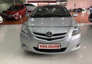 Bán Toyota Vios sản xuất 2009, màu bạc giá 300 triệu tại Phú Thọ