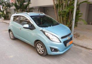 Bán Chevrolet Spark LTZ đời 2015, màu xanh lam, số tự động  giá 265 triệu tại Hà Nội