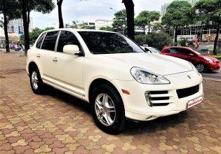 Cần bán xe Porsche Cayenne 2009, màu trắng, nhập khẩu giá 998 triệu tại Hà Nội