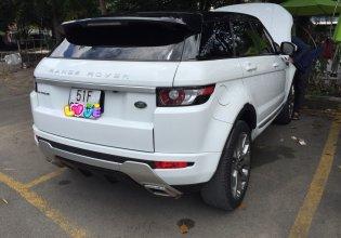 Bán xe Evoque Dinamic 2013 màu trắng giá 1 tỷ 100 tr tại Tp.HCM