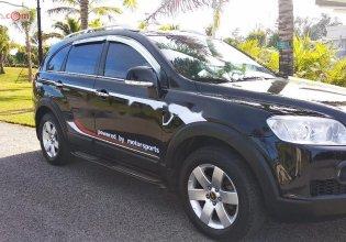 Bán xe Chevrolet Captiva LT đời 2008, màu đen như mới giá 256 triệu tại Nghệ An