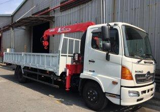 LH: 0901 47 47 38 - Xe tải cẩu Hino 5 tấn, thùng 6.1m, cẩu Unic mới 100% giá 780 triệu tại Tp.HCM