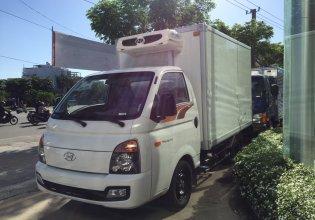 Hyundai New Porter 150 2019 thùng đông lạnh, máy lạnh -18 độ nhập khẩu, tặng bảo hiểm toàn phần 100% giá 149 triệu tại Đà Nẵng