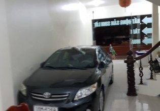Bán Toyota Corolla altis 1.8G MT năm 2009, màu đen, chính chủ giá 378 triệu tại Hải Phòng