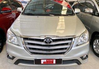 Toyota chính hãng - Innova 2.0V - Hỗ trợ ngân hàng 75% giá 690 triệu tại Tp.HCM