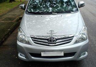 Bán xe Toyota Innova 2.0 2009, bản số tự động, nhà chạy cần bán 380 triệu giá 380 triệu tại Bình Dương