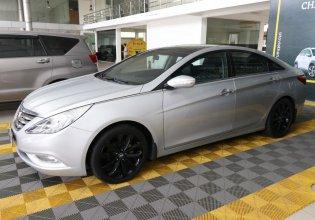 Bán ô tô Hyundai Sonata 2.0AT đời 2012, màu bạc, nhập khẩu nguyên chiếc giá 568 triệu tại Tp.HCM